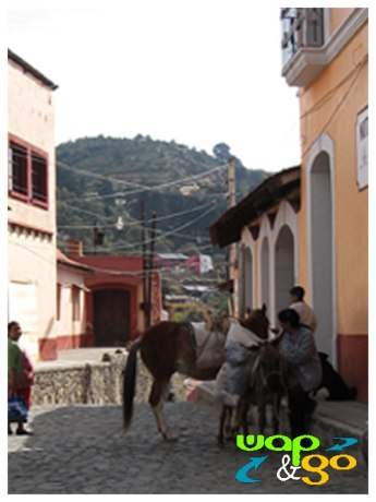Calles-Real-del-Monte