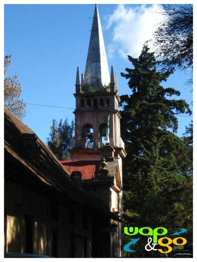 Capilla Hda. San Miguel Regla