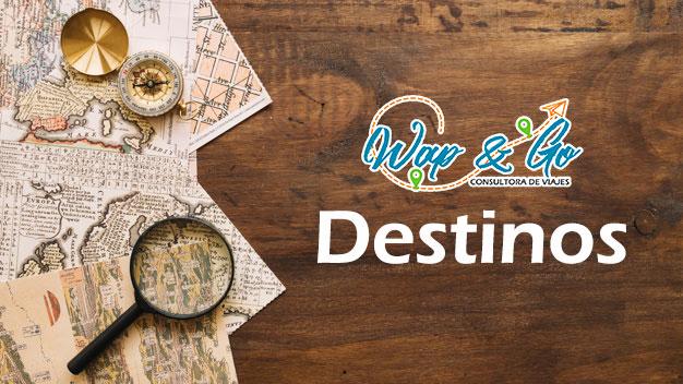 Destinos Wap & Go