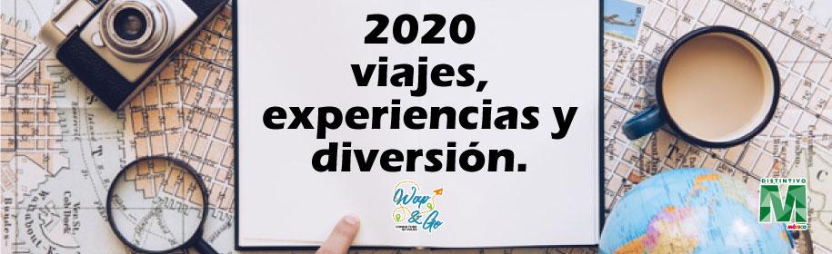 2020 viajes