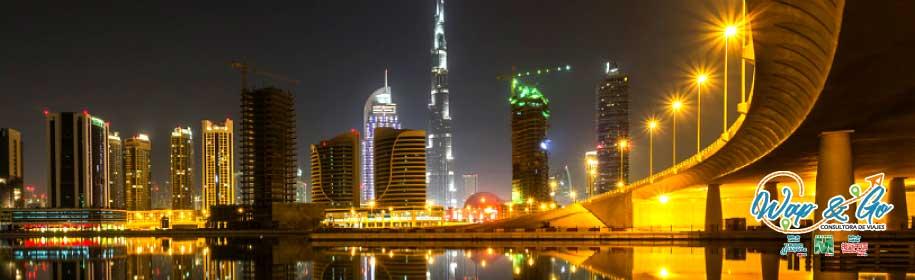Panorámica Dubai